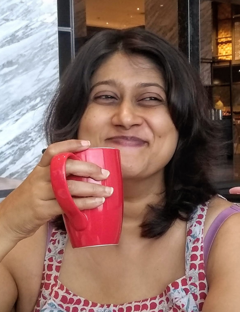 A photograph of Supriya Rakesh, Editor