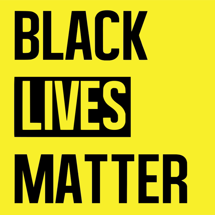 A statement in support of the Black Lives Matter movement